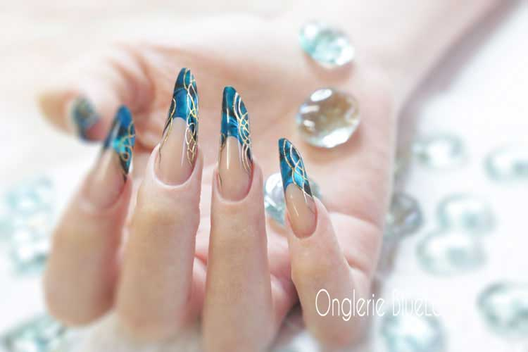 galerie onglerie bluelotus extrems nails
